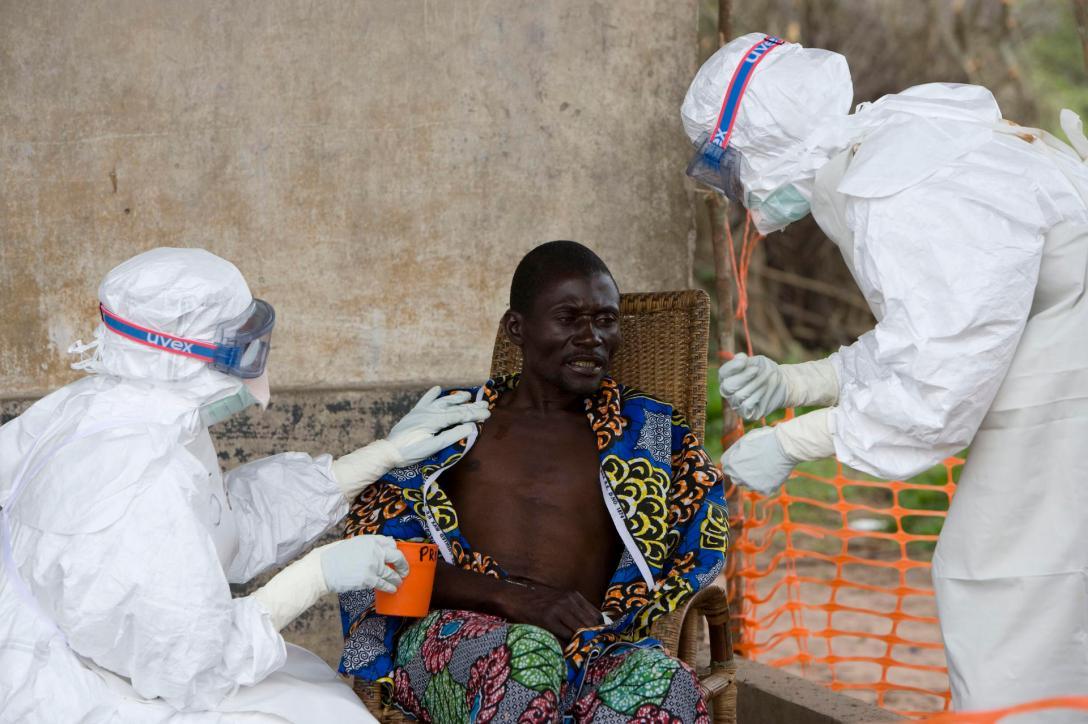 Congo Guinea Ebola   AGUI101