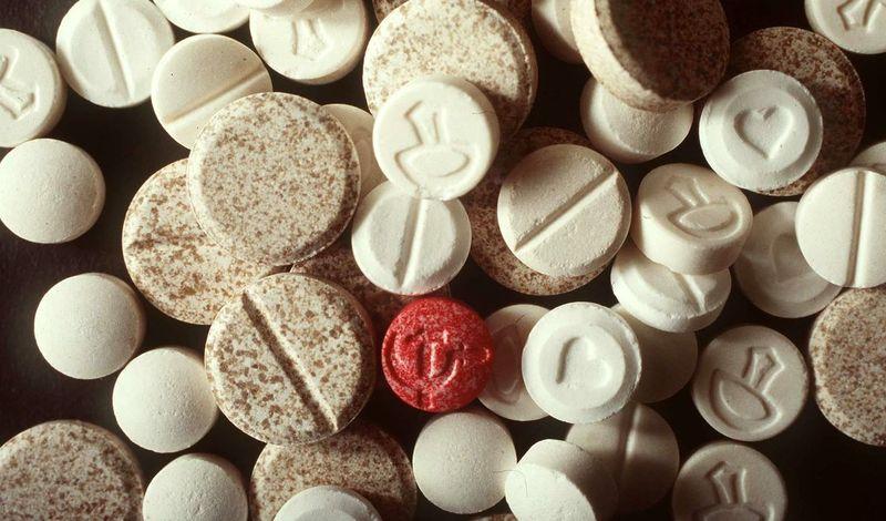 pastillas de extasis droga